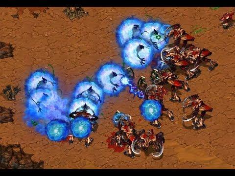Day[9] (Z) v G5 (P) on Colosseum - StarCraft  - Brood War REMASTERED