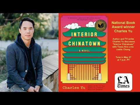 Interior chinatown is part screenplay, part novel, part fiction and part historical reality. Charles Yu Explores Interior Chinatown At L A Times Book Club Los Angeles Times