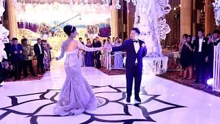 Tightrope Wedding Dance | Nico & Nana Wedding | IG: @dancefirstindonesia