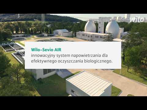 Wilo-Sevio Air innowacyjne systemy napowietrzania dla efektywnego oczyszczania ścieków - zdjęcie