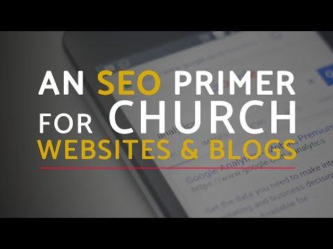 MyCom Podcast, Ep. 7: An SEO primer for church websites & blogs