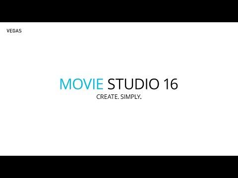 MAGIX VEGAS Movie Studio 16 Platinum (PC) - Magix Key - GLOBAL - 1