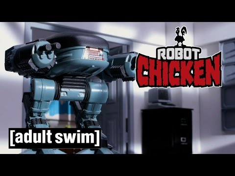 Robotí máma