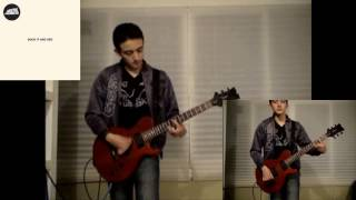 All My Own Stunts - Arctic Monkeys. Cover Hecho Por Víctor Cid. (Letra Incluida)