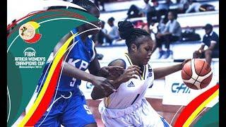 LIVE 🔴 - I.N.S.S. v Kenya Ports Authority - FIBA Africa Women's Champions Cup 2018