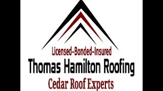 Tell us how you like our new Thomas Hamilton Cedar Roofing videos...