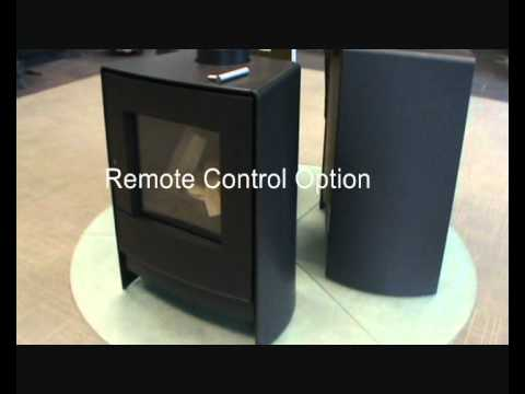 Euroheat Nestor Martin Contemporary Woodburning Stoves Mp3