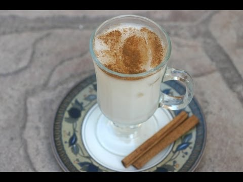 Video How To Make Horchata - A Refreshing Mexican Rice  Drink With  Cinnamon By Rockin Robin