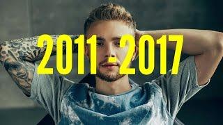 Все песни Егора Крида с 2011 по 2017 год.