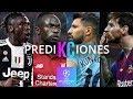 Predicciones UEFA Champions League 2019 - Cuartos De Final