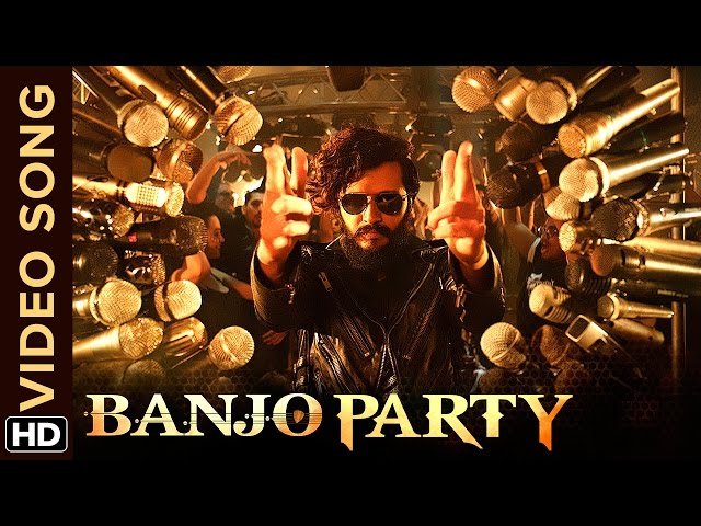 Banjo Party Full Video Song | Banjo Movie Songs 2016 | Riteish Deshmukh