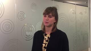 Anna Odenbrand Linder, elnätsexpert på Energiföretagen Sverige talar om ett förslag på hur man kan snabba på utbyggnaden av elnäten. Det är en av fem klimat- och energireformer som Energiföretagen föreslår att nästa regering tar itu med.