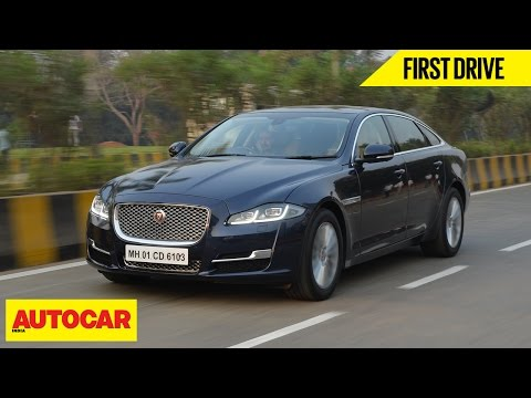 2016 Jaguar XJ | First Drive | Autocar India