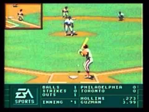 Tony La Russa Baseball '95