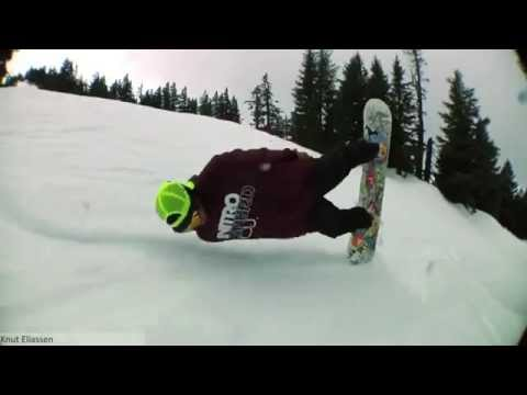 Best of Snowboarding: best of flat tricks