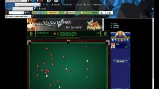LGZ»Ricky Boy«LDR - Jogo De Snooker