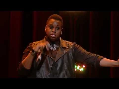 Alex Newell Performance At Divas Simply Singing