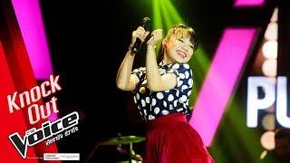 ผัดไท - คิดถึงทุ่งลุยลาย - Knock Out - The Voice Thailand 2018 - 7 Jan 2019