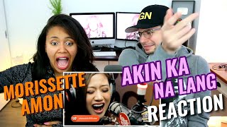 Morissette Amon - Akin Ka Na Lang | Wish 107.5 Bus | REACTION