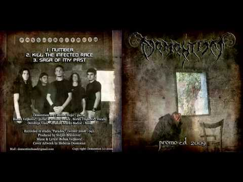 Demention Death metal band from Serbia