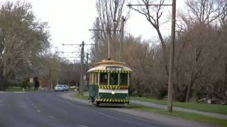 preview picture of video 'Ballarat Tramway Museum'