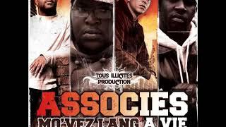 Mo'vez Lang   Associés A Vie   2008 (ALBUM)