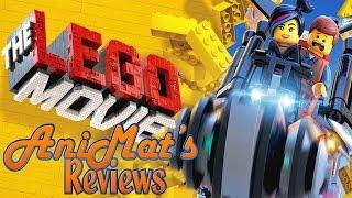 The Lego Movie - AniMat's Reviews