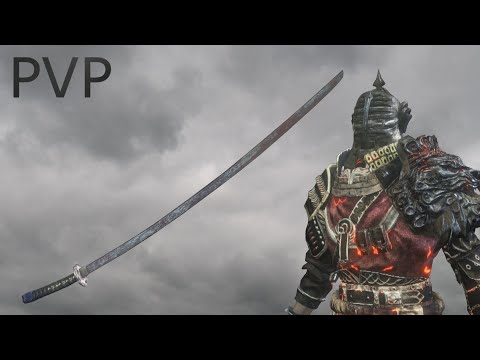 Dark Souls 3 - Chaos Blade PvP - Dex Build