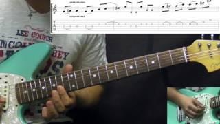Judas Priest - Running Wild -Rock Guitar Lesson (w/Tabs)
