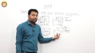 Dice Part 1 Reasoning Video Tutorial For SSC 2017 Best Explanation by Piyush Varshney Sir