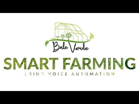 Smart Farming Using Google Voice Automation