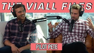 Viall Files Episode 93: Pilot Pete on Tattoos, Love Languages and Sex Toys