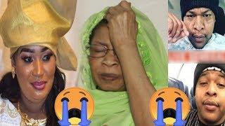 Selbé Ndom en larmes,fait des révélations sur la défunte Awo d'Aziz Ndiaye & l'américain d£cédé