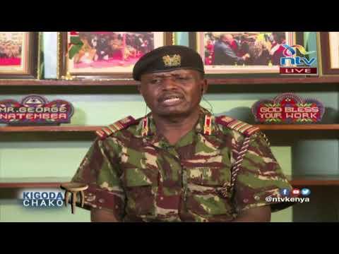 George Natembeya's interview