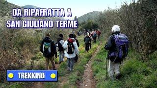 preview picture of video 'TREKKING - Da Ripafratta a San Giuliano Terme - Con ilrifugiotrekking - di Sergio Colombini'