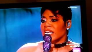 Fantasia It's Necessary  Live On BET Joyful  Noise
