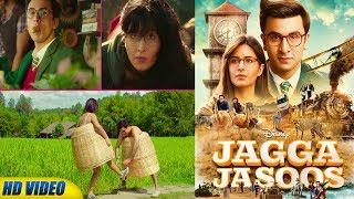 Jagga Jasoos : Jhumritalaiyya Song Released l Ranbir Kapoor   Katrina Kaif   Pritam   Arijit