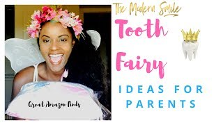 Tooth Fairy Ideas ... Great Amazon And Pinterest Finds