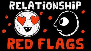 8 Red Flags in a Relationship - BEWARE of these Signs