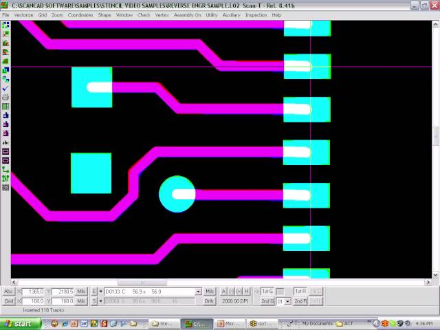 ScanCAD offers a family of modular products to assist in the PCB Reverse Engineering Process. Start from a PCB or set of films to generate all the needed data and files (from BOM to Schematic) to manufacture or repair legacy parts.