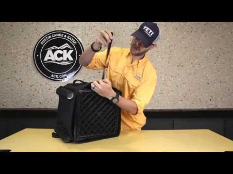 How to Install a Milk Crate on the ACK Milk Crate Buddy