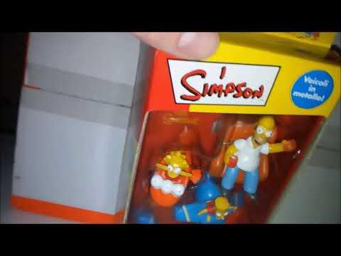 Giochi Preziosi I Simpson veicoli in metallo