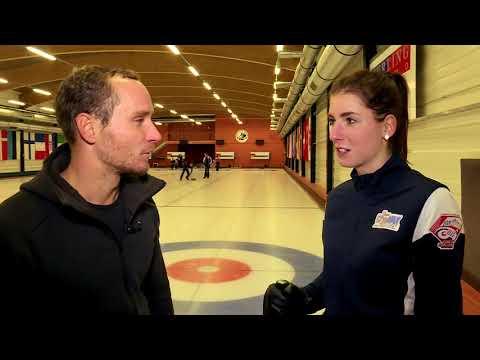 Curling s Vítkem Přindišem