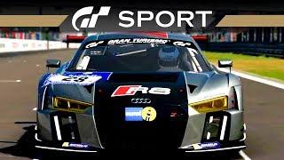 GRAN TURISMO SPORT Livestream Deutsch – Rennen mit der Community | GT Sport Stream vom 21.10.2017