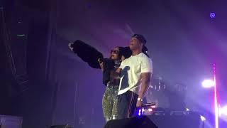 Ja Rule & Ashanti   Mesmerize [LIVE]