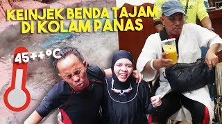 Video Ngeri! Kaki Pak Halilintar Keinjek Beling Sampai Pake Kursi Roda! MP3, 3GP, MP4, WEBM, AVI, FLV September 2019