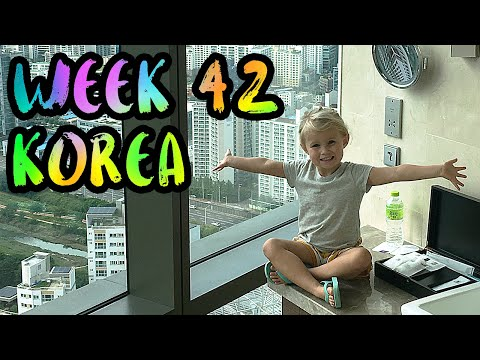 The BEST Food in Asia, Gangnam Style, and More Kid Friendly Activities!! /// WEEK 42 : Seoul, Korea