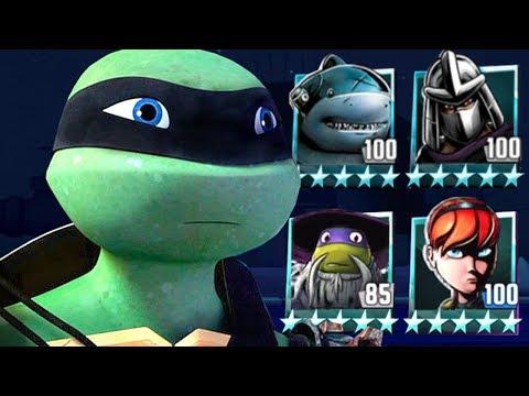 Ninja Turtles Legends PVP HD Episode - 457 #TMNT