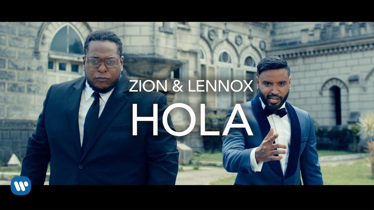 Zion & Lennox — Hola