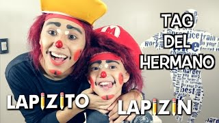 Tag Del Hermano   Lapizito Y Lapizin   Soy Fredy